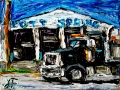 Allen Forrest - Surrey BC Industry Truck