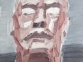 Enzo Marra - Death Mask (Rossetti) - 2014