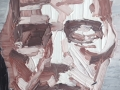 Enzo Marra - Death Mask (Schiele) - 2014
